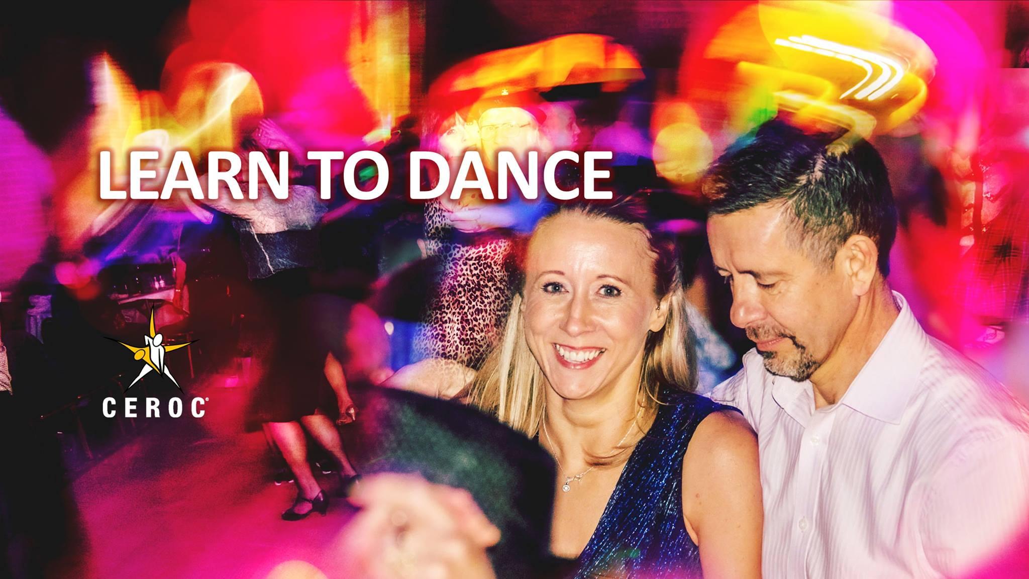 Learn to Dance Ceroc